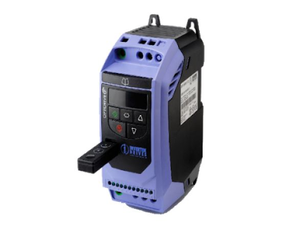 İnvertek Monofaze Motorlar için Frekans Konvertörü - Optidrive E2
