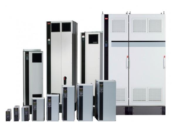 Danfoss Frekans Konvertörü VLT Aqua Drive FC 202